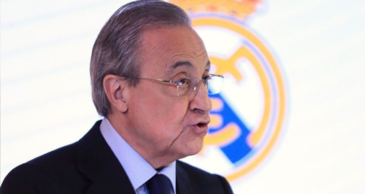 Florentino Pérez / Real Madrid