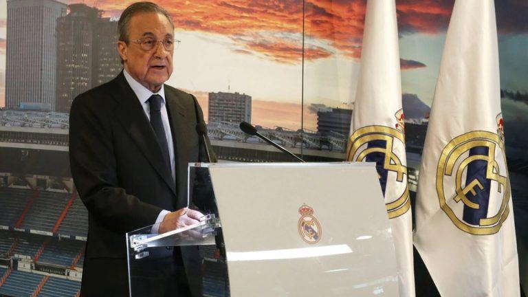 Las primeras 'víctimas' de Florentino Pérez que dejarán el Real Madrid en breve