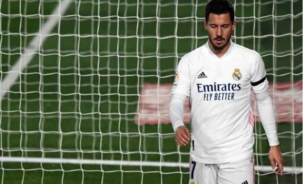 Real Madrid Hazard fichajes fracasos
