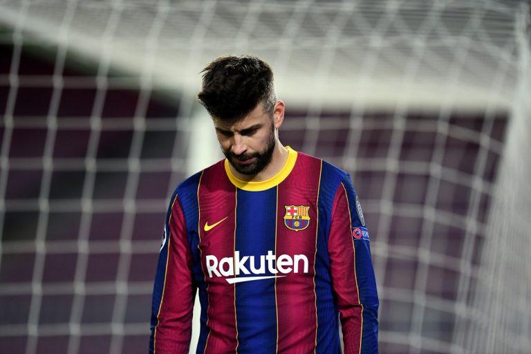 ¿Deja el fútbol? Los rumores de que Gerard Piqué está cada vez más cerca de colgar las botas
