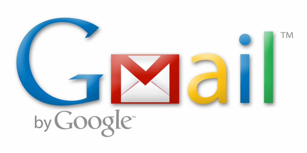 El antiguo logo de Gmail