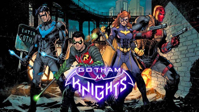 Gotham Knights: Fecha de salida, personajes y nuevos detalles