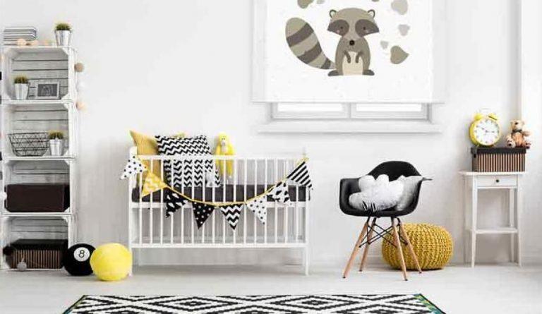 Las 3 ventajas de optar por estores infantiles para la habitación