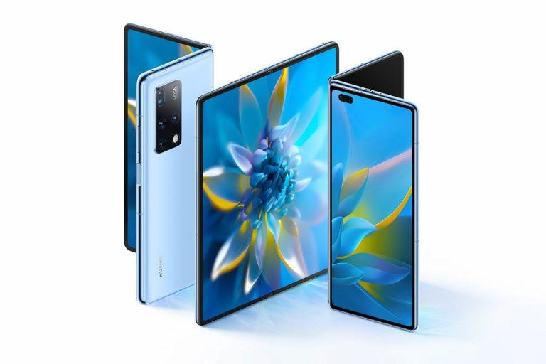 Nuevo Huawei Mate X2, así es el impresionante teléfono plegable sin los servicios de Google