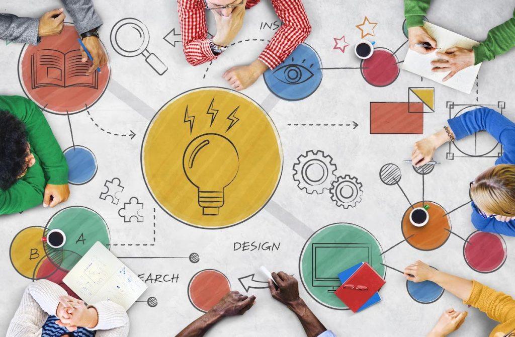 ¿Cómo ser creativo y explotar la mente de ideas?