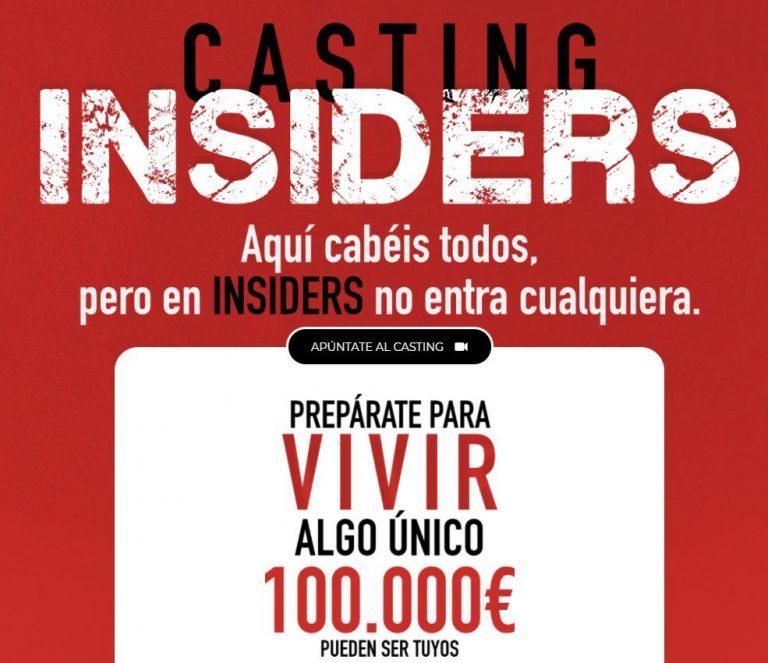 Insiders: así es el reality español de Netflix al que te puedes apuntar para concursar