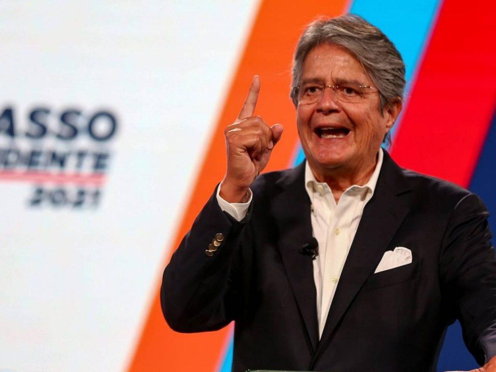 Guillermo Lasso, candidato