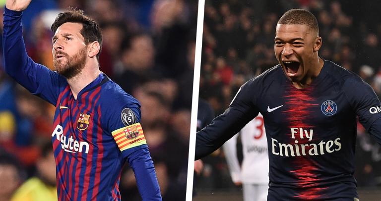 Leo Messi vs Kylian Mbappé: ¿es un digno sucesor de 'la pulga'?