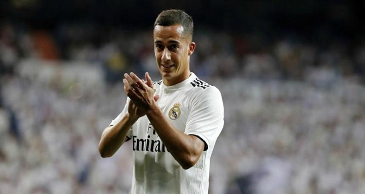 Lucas Vázquez Real Madrid Florentino Pérez