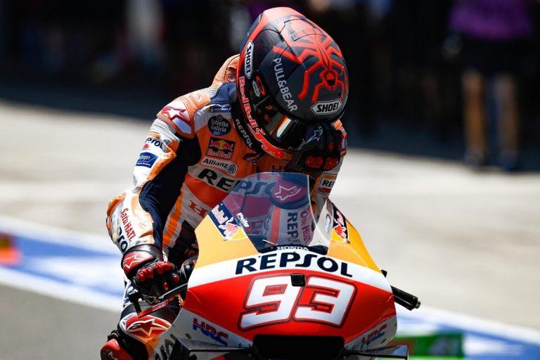 Vuelve Marc Márquez: crónica de una lesión que le ha puesto en contra a Honda, su propio equipo