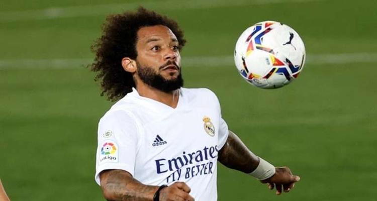 Marcelo Real Madrid Florentino Pérez