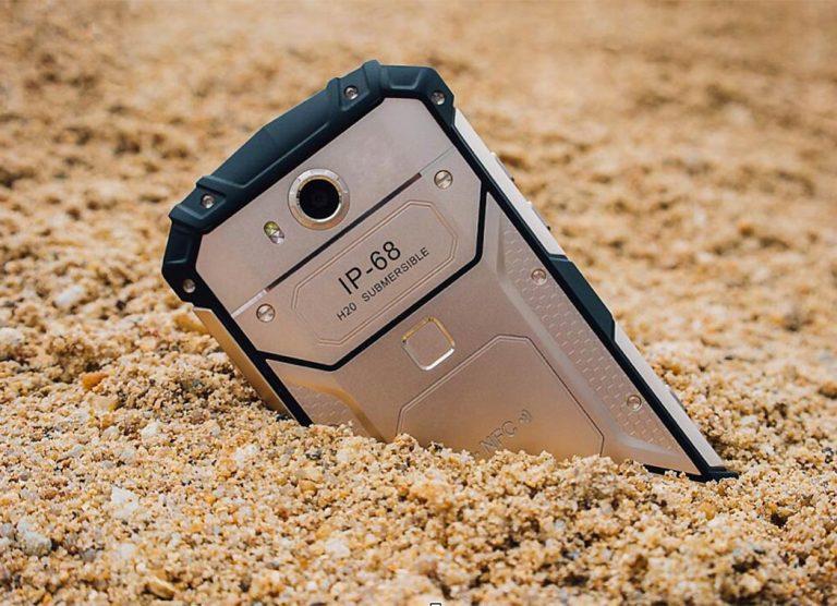 Estos son los móviles ultra resistentes que aguantan caídas y pisotones
