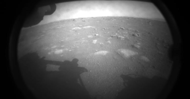 Las mejores fotos de Perseverance en su 'aventura' por Marte
