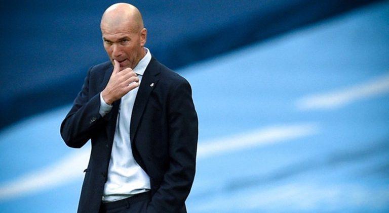 La revolución de Zidane para resucitar al Real Madrid