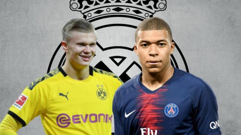 Mbappé o Haaland: comparamos a los dos futbolistas, ¿cuál es mejor para el Real Madrid?