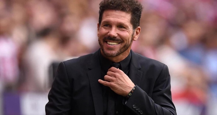 Simeone Atlético recompensa