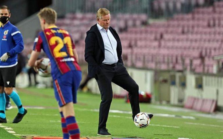 Los descartes de Koeman para ganar dinero en el Barça