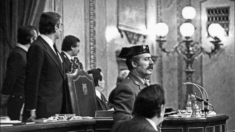 23-F: claves, protagonistas y secretos 40 años después del golpe de Estado