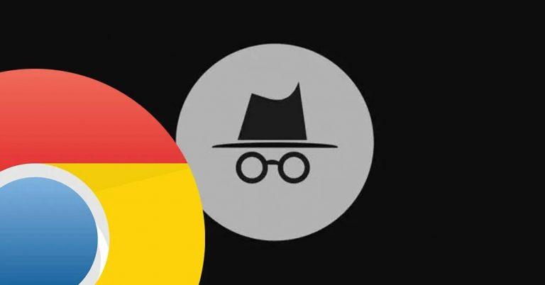 Google Chrome: por qué deberías empezar a usar el modo incógnito