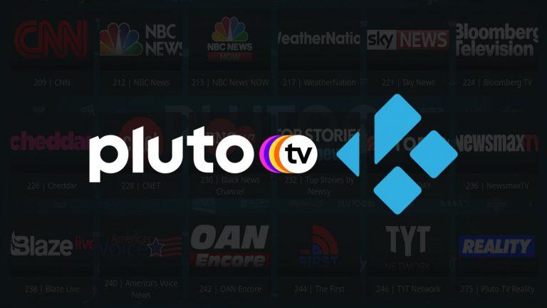 Así puedes ver Pluto TV gratis en Kodi