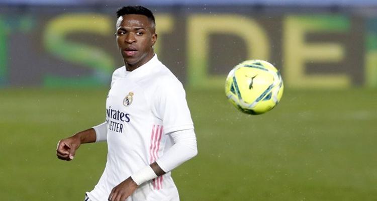 Vinicius Real Madrid Florentino Pérez