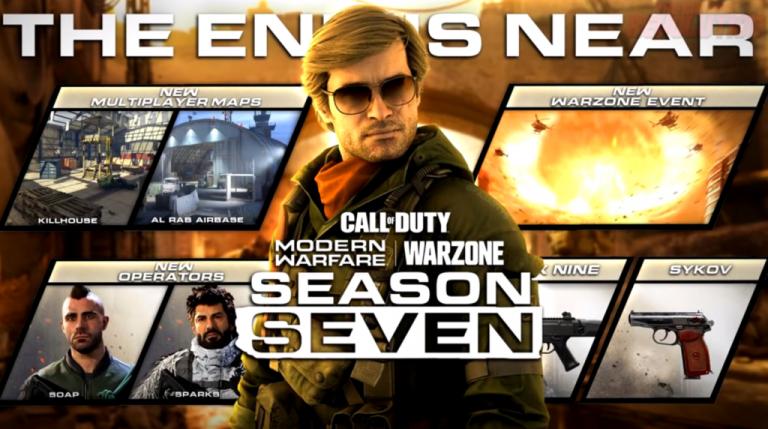 Call of Duty: Esto es lo que te espera en la temporada 7