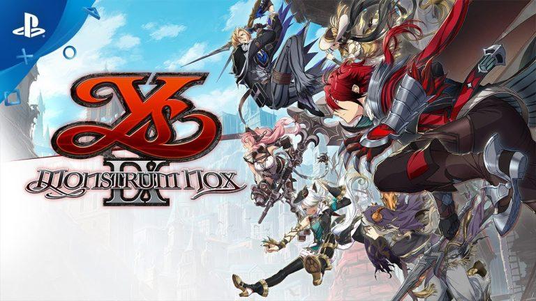 Ys IX: Monstrum Nox – El buen hacer en un RPG japonés