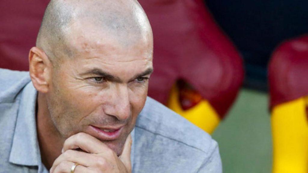 Defensas encandilado Zidane Real Madrid