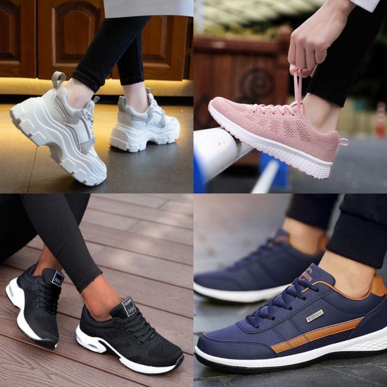 Aliexpress: zapatillas muy modernas desde 10 euros que arrasan en su web