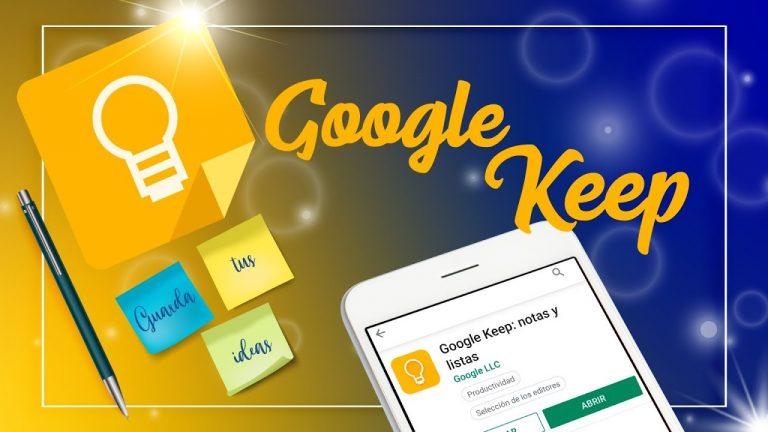 Alternativas a Google Keep