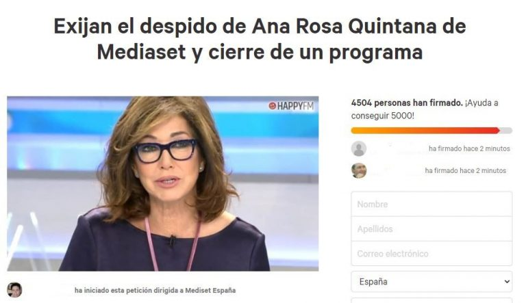 Ana Rosa Quintana: los motivos por los que se va a quedar sin su programa