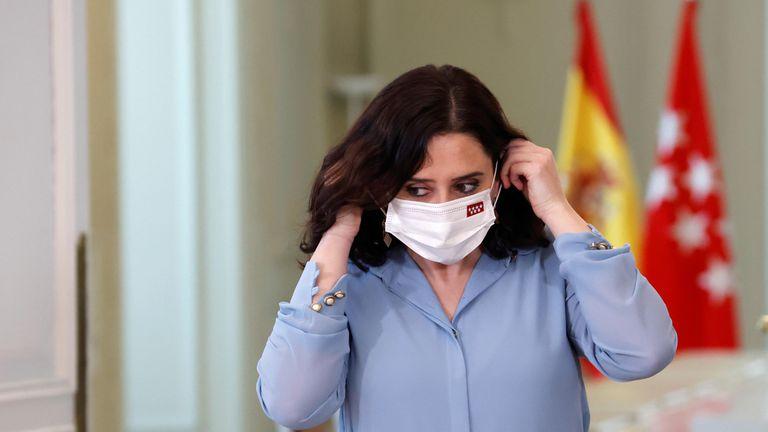 Elecciones en Madrid: este es el turno para votar el 4M