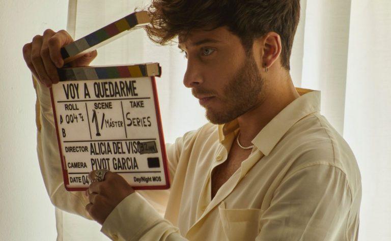 Blas Cantó y 'Voy a quedarme', su videoclip