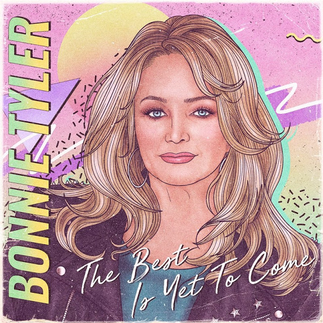 Bonnie Tyler The Best Is Yet to Come