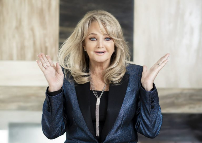 "Bonnie Tyler y ""The Best Is Yet to Come"", su nuevo álbum"