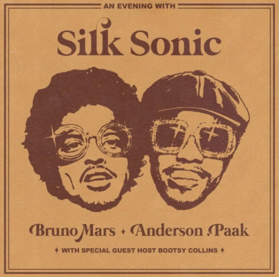 Bruno Mars, Anderson .Paak, Silk Sonic - Leave the Door Open