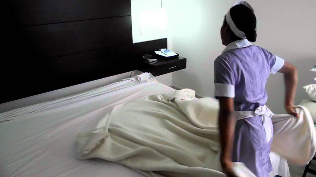 """Paso a pasar para hacer la cama a lo """"cinco estrellas"""""""