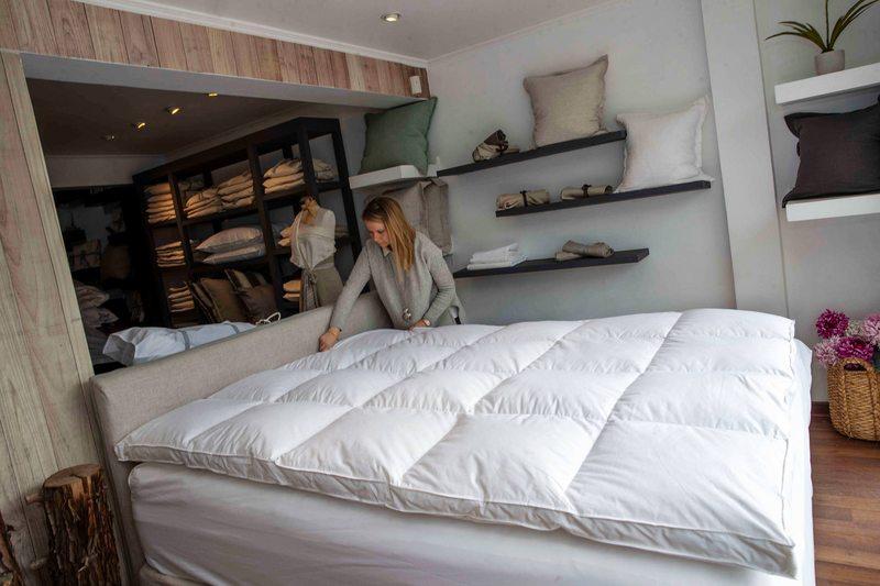 Técnica para hacer la cama igual a la de los hoteles