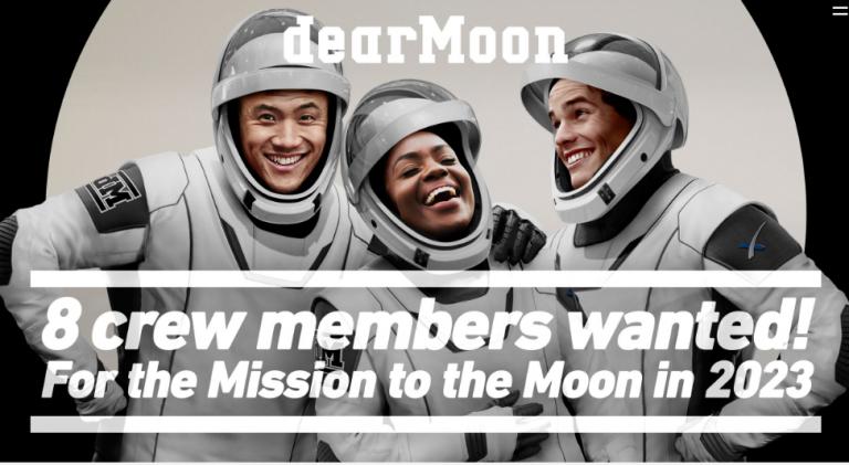 ¿Viajar gratis a la Luna? Así puedes conseguir una plaza en el Starship de SpaceX para 2023