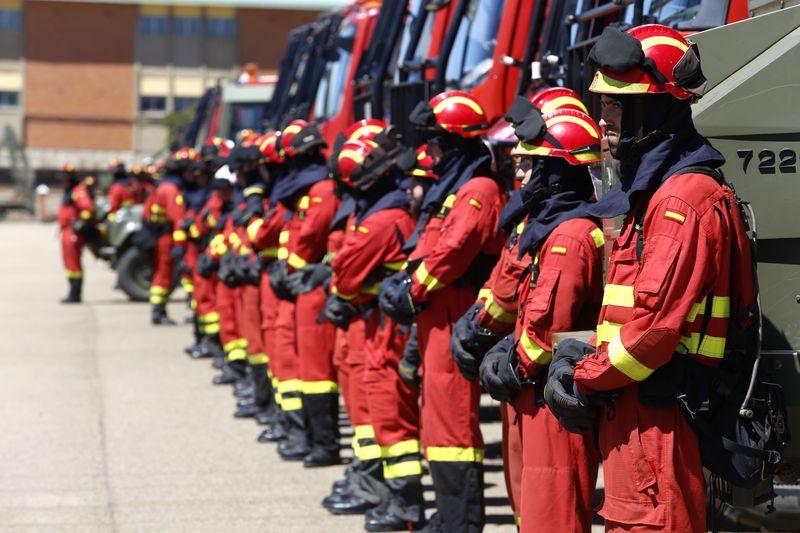Características de la Unidad Militar de Emergencias