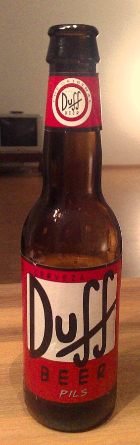 ¿A qué sabe la cerveza Duff de Los Simpson? Cómo es y dónde comprarla