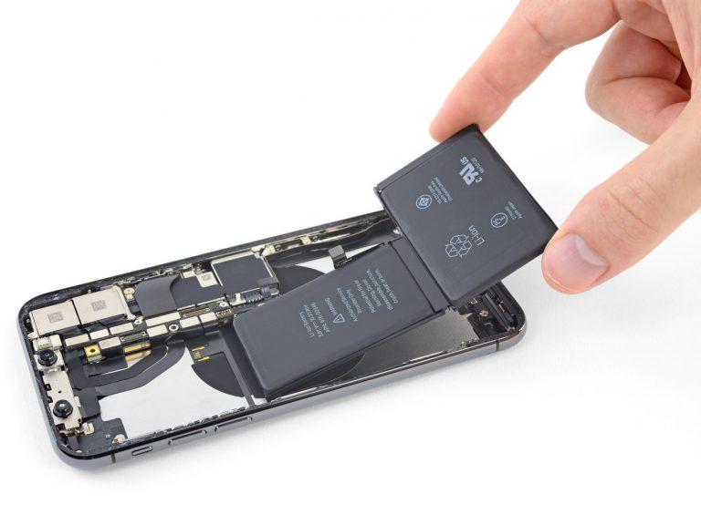Cómo cambiar la batería de un iPhone
