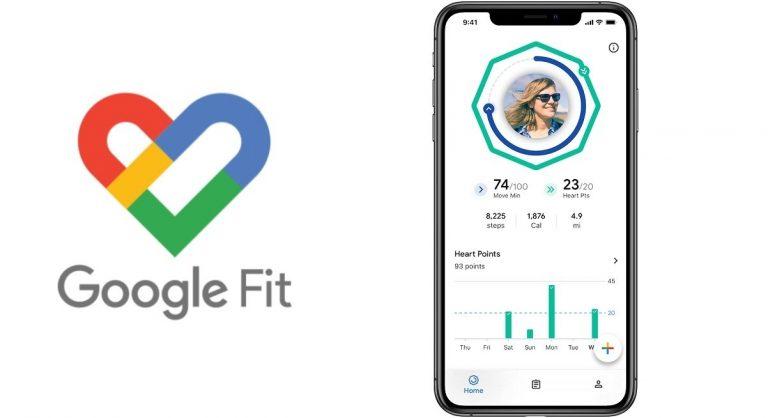 Cómo funciona Google Fit