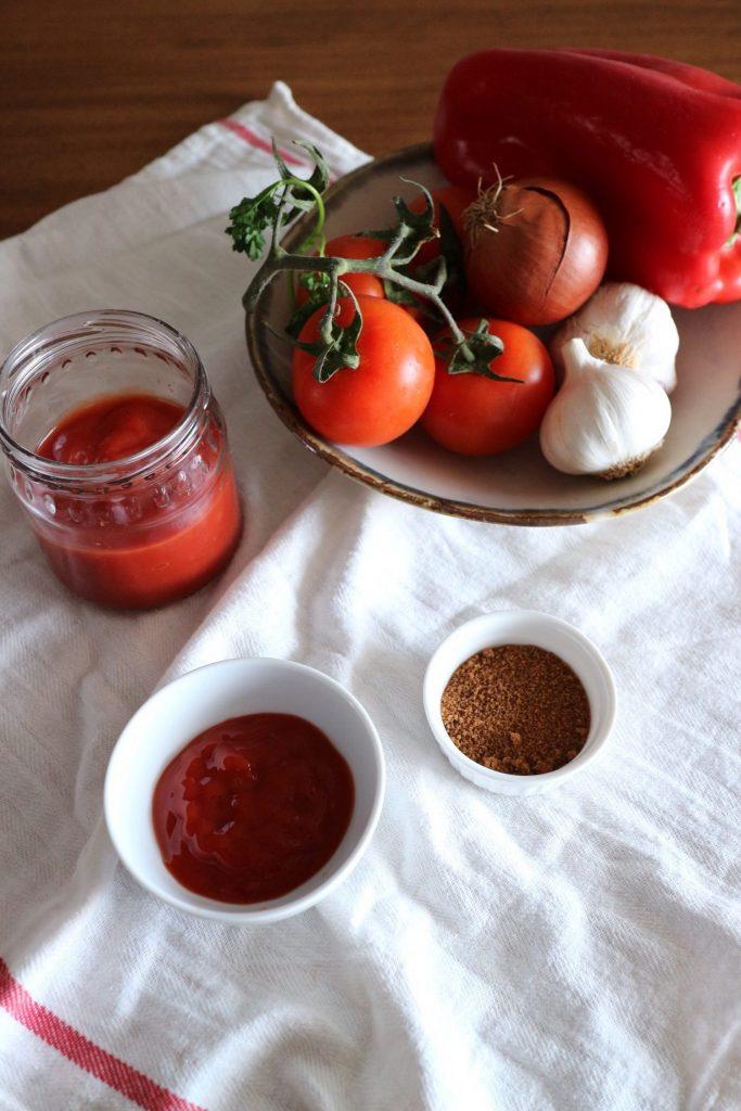 ¿Cuánto aguanta el ketchup casero una vez hecho?