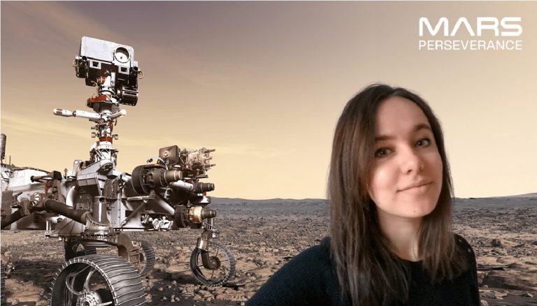 Cómo hacerte un selfie en Marte
