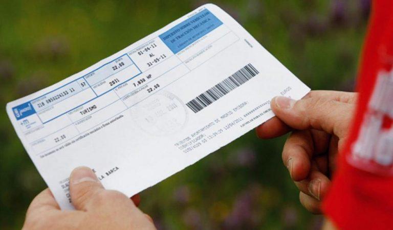 Cómo no pagar el impuesto de circulación del coche