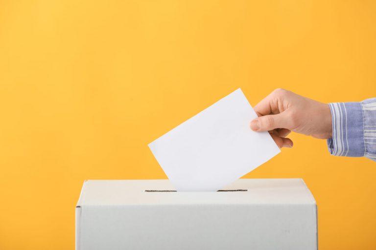 Cómo pedir permiso para votar en las elecciones de Madrid el 4 de mayo