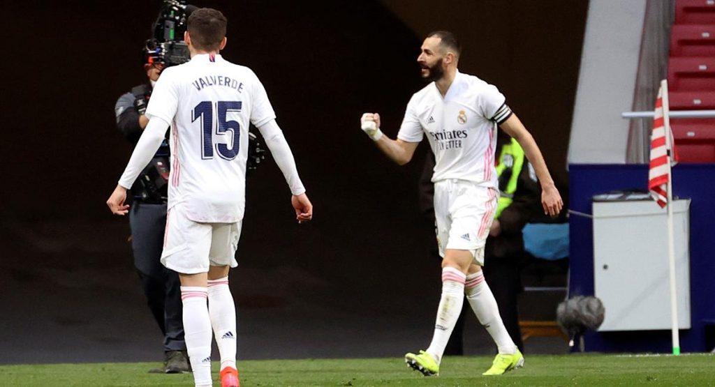 Real Madrid / Atlético