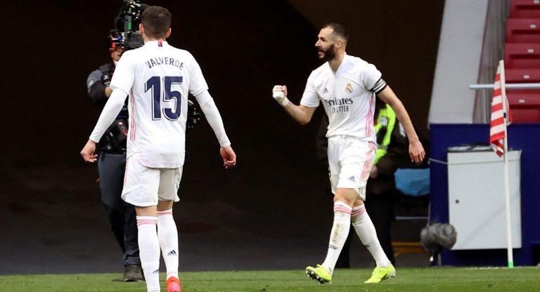 Getafe y Real Madrid se reparten los puntos en el Coliseum