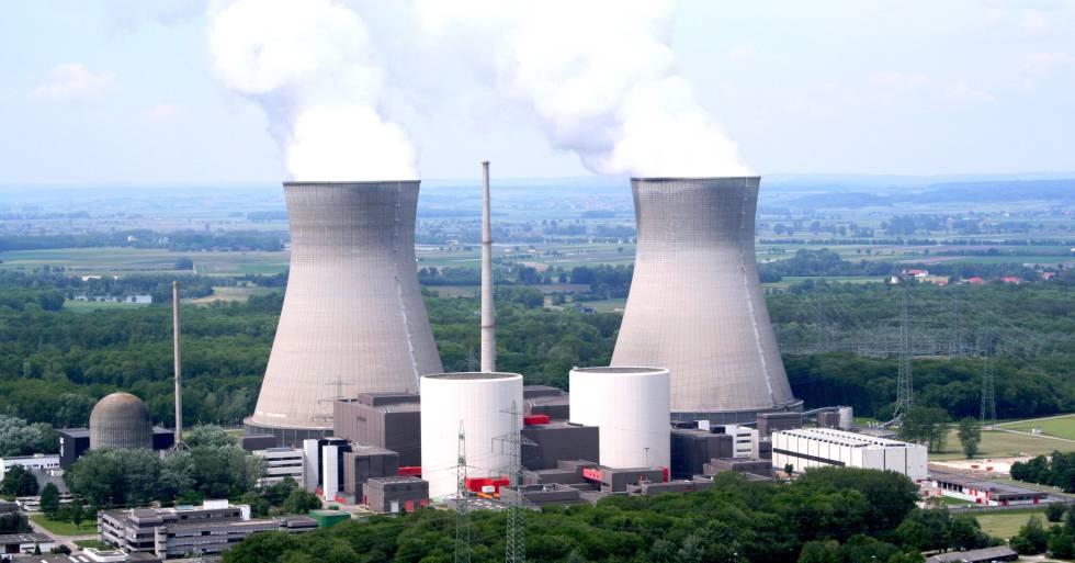 Estructura de una central nuclear